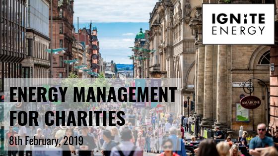 High street charity energy management