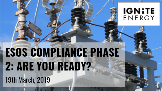 ESOS compliance guidance at Ignite Energy