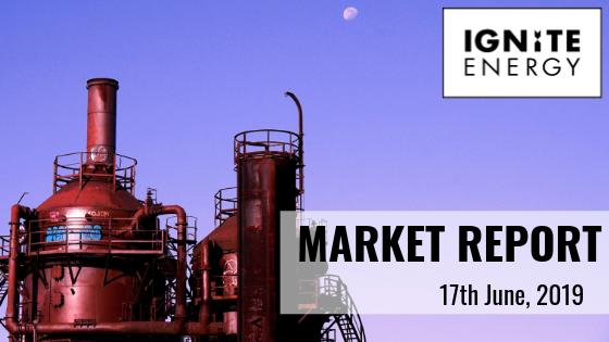 Ignite energy market report 17/6/19