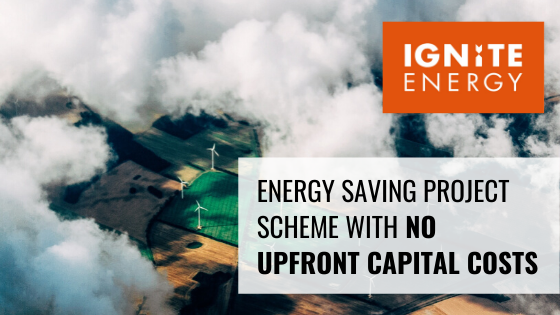 energy saving projects with zero capital costs