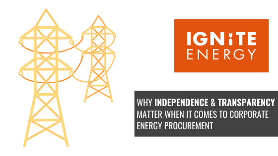 independent energy procurement illustration